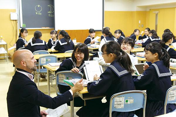 中学 共立 女子